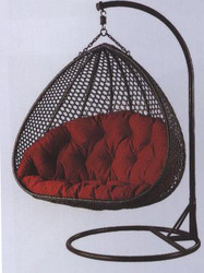 Swing Chaise and Basket