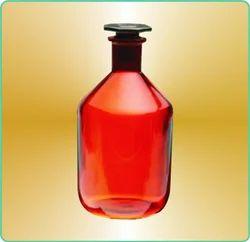 reagent bottles amber