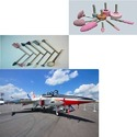 Industrial Mounted Points for Aerospace Industries