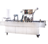 Automatic Mono Block Linear Cup Filling and Foil Placing & Sealing Line