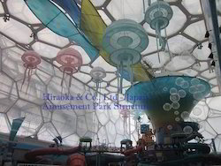 Tensile Amusement Park