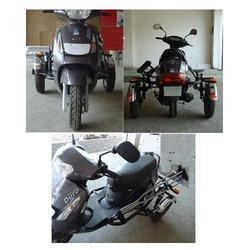 Mahindra Duro DZ Side Wheel