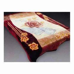 Mink Printed Embossed Blanket