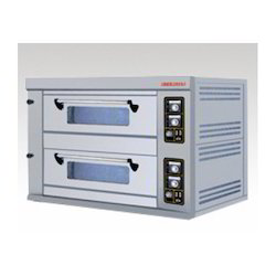 Gas Two Deck Oven