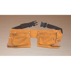 11 Pocket Split Leather Carpenter Apron
