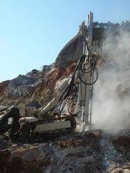Blast Hole Drill Rig