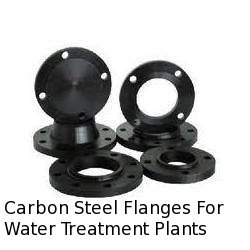 Carbon Steel Flanges For Water Treatment Plants