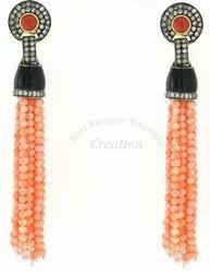 Tassel+Earrings+For+Women