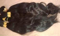 Real Human Indian Hair