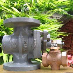 GM and CI Gland Cock Valves