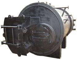 Wood Fired IBR Steam Boiler