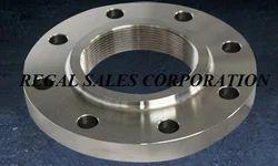 Stainless Steel Screwed Flange