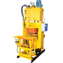 Multi Functional Paver Block Machine