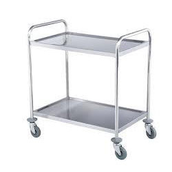 Stainless Steel Racks and Trays