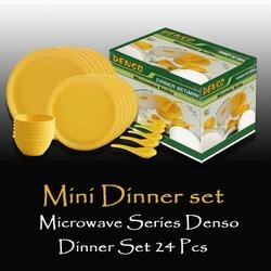 Mini Dinner Set-24 Pcs
