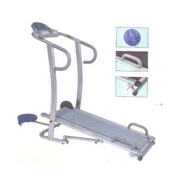 Digital Manual Treadmill