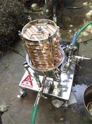 Soya Bean Oil Filter Press Machine