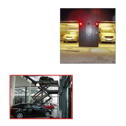 Car Elevator for Showroom