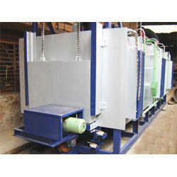 Pusher Type Heat Treatment Furnaces