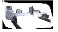 Gantry Style CNC Flame Plasma Cutting Machine