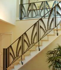 Mild Steel Railings