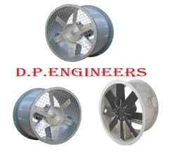 Smoke Extract Axial Fan