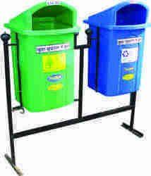 plastic waste bins for gardens