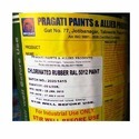 Chlorinated Rubber Ral 5012 Paint
