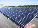 Commercial Solar Panels 245 W