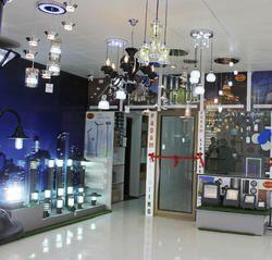 Klite Showroom - Luminaires