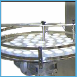 Automatic Bottle Filling Line with Paste Filler