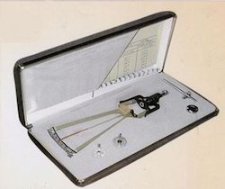Biro Schioetz Eye Tonometer