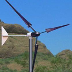 Solar Windmills
