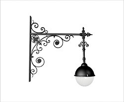 Victorian Lighting Pole
