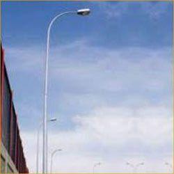 Swan Neck Pole