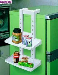 Refrigerator Shelf Storage Bottle Rack