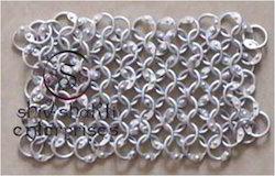Round Riveted Chain Mail