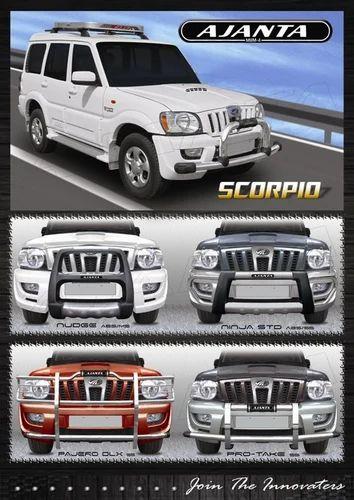 Scorpio Front Guards