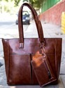 Ladies Large Coach Tote Handbags
