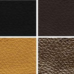 Brown Colored Leather Cloth