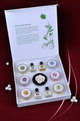 White Gift Set