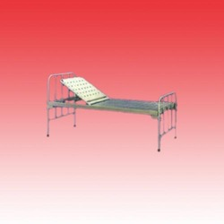 Hospital Bed with Back-rest