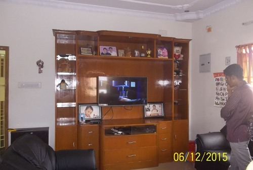 Hall Lcd Tv Design In Living Room Manufacturer From Chennai
