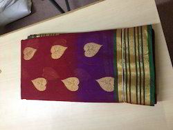 Fancy Seiko Cotton Sarees