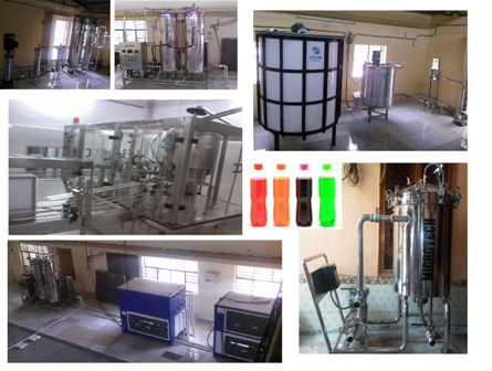 Soft Drink Production Project - Pet Bottles