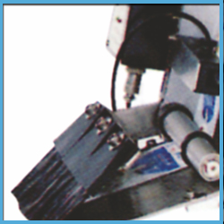Top Label Applicator Machinery for Sticker Labels