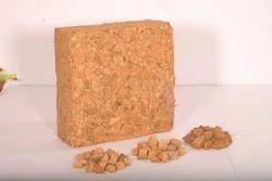 Coco Husk Chip Block