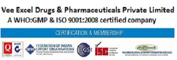Vee Excel Drugs And Pharmaceuticals Private Limited, Delhi