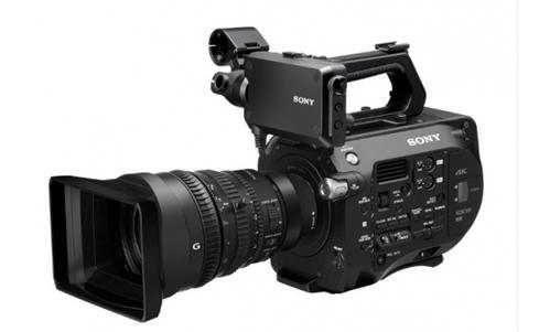 Sony Cinema Camera Cinema Camera Panasonic