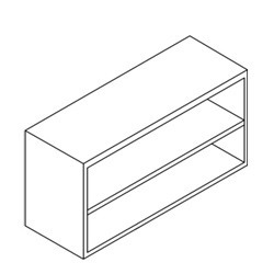 Dual Deck Rack